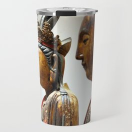 Ancient Far Eastern Art 6 Travel Mug
