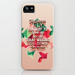 toni morrison  iPhone Case