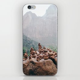 zion cairns  iPhone Skin