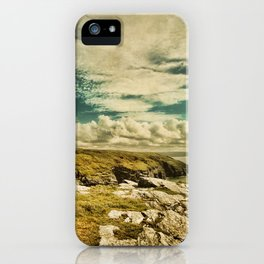The Land of King Arthur iPhone Case