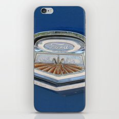 Vintage FORD Truck Badge iPhone & iPod Skin
