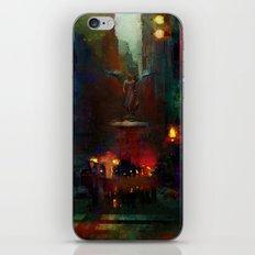 Bethesda Fountain iPhone & iPod Skin