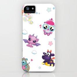 AmiCreatures iPhone Case