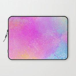 Bubble Gum Fantasy Color Artwork Laptop Sleeve