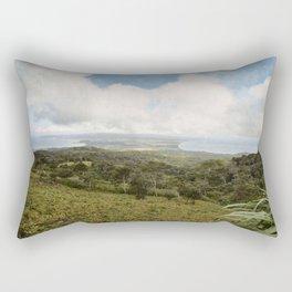 Ometepe Island Rectangular Pillow
