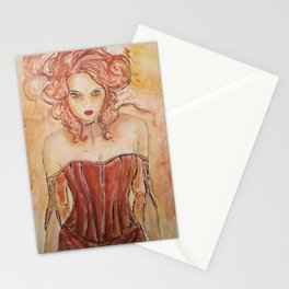 Vampire Gabrielle Stationery Cards