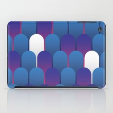 Abstract 16 iPad Case