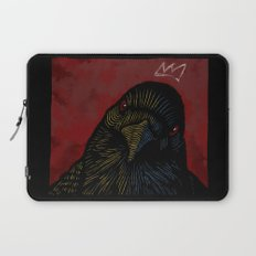 King of the Crows. Laptop Sleeve