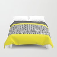 arabic Duvet Covers featuring Arabic by ShivaR
