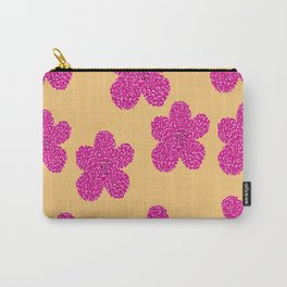 cute Bink  flowers Carry-All Pouch