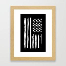 Black & White Trendy Art Framed Art Print