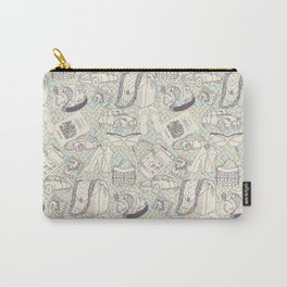 Paris Shopping Carry-All Pouch