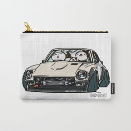 Crazy Car Art 0155 Carry-All Pouch