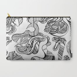MexicandatewithMargaritas Carry-All Pouch