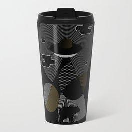 OVNI-UFO-BEAR Travel Mug