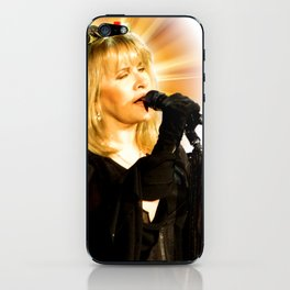 stevie iPhone Skin