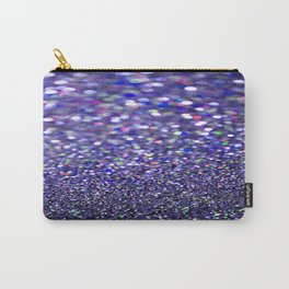 Partytime in Purple Carry-All Pouch