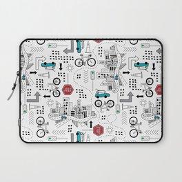 Beep Beep Laptop Sleeve