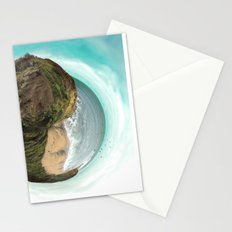 Bells Beach tiny world Stationery Cards