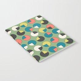 Pie Green Notebook