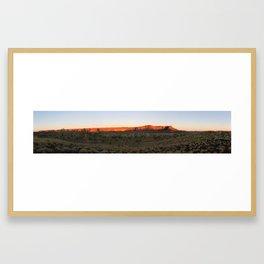 Purnululu National Park Framed Art Print