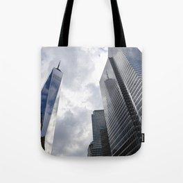 Heaven's Reach Tote Bag