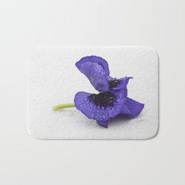 Violet spring dreams Bath Mat