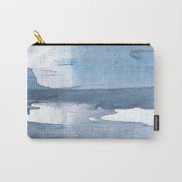 Steel blue Carry-All Pouch
