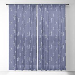 Clean Air Sheer Curtain