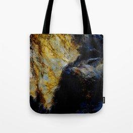 Blue Hymn Tote Bag