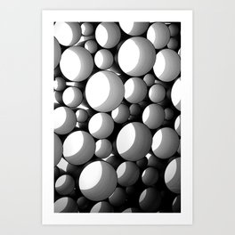 Milano 001 Art Print