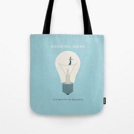 Growing ideas Tote Bag