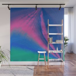 Gush and Wind Wall Mural
