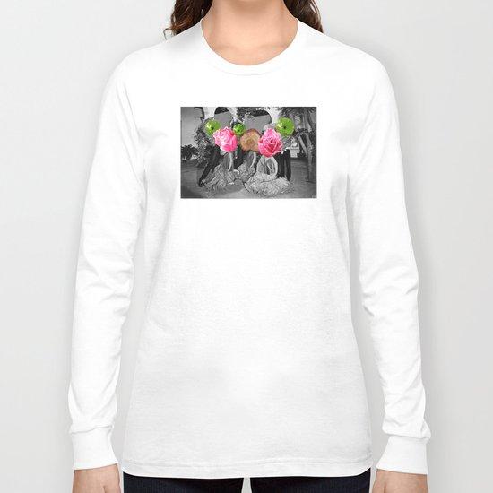 Flamenco Florales Long Sleeve T-shirt