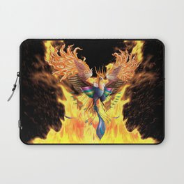 Flames of Life Laptop Sleeve
