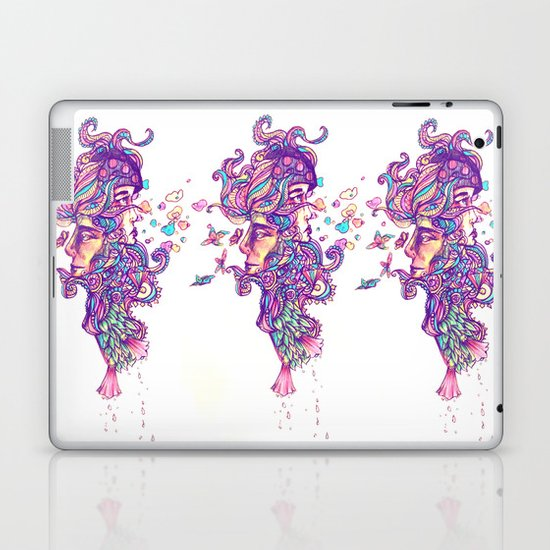 Vapor Laptop & iPad Skin