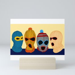 Creepers Mini Art Print