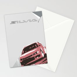 S14 Silvia Stationery Cards