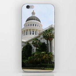 California State Capitol iPhone Skin