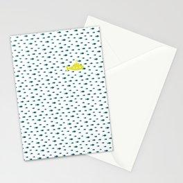 Fish Submarine Stationery Cards