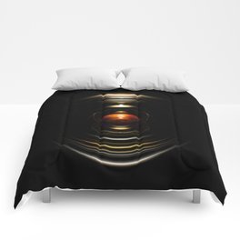 Radial Cage Comforters