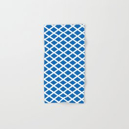 flag of scotland 2– scotland,scot,scottish,Glasgow,Edinburgh,Aberdeen,dundee,uk,cletic,celts,Gaelic Hand & Bath Towel