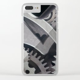 Connect Clear iPhone Case