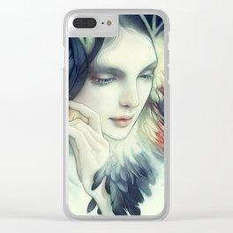 Tavuk Clear iPhone Case