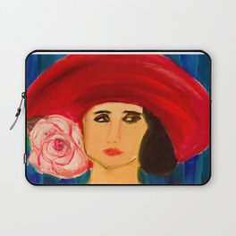 What About the Hat? Laptop Sleeve