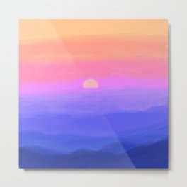 The most amazing sunset Metal Print
