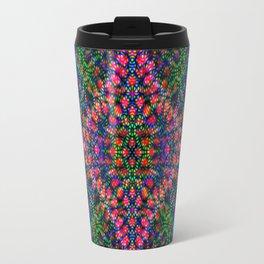 Diffract multi-color Travel Mug