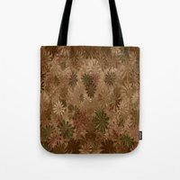 camouflage Tote Bags featuring Camouflage... by Cherie DeBevoise