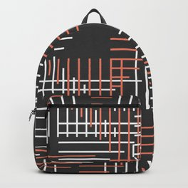 Line art convention Backpack