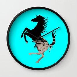 The Italian Mistress Wall Clock